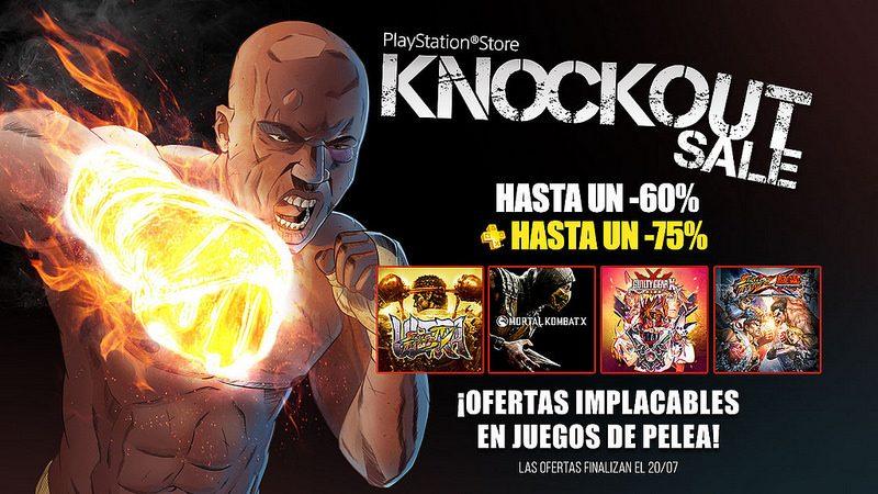 LATAM Knockout Sale: Juegos de pelea en oferta