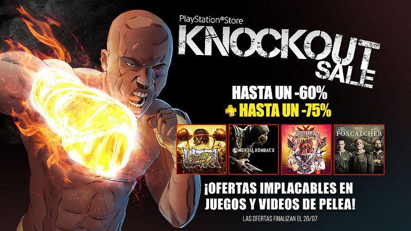 México Knockout Sale: Juegos y películas de pelea en oferta