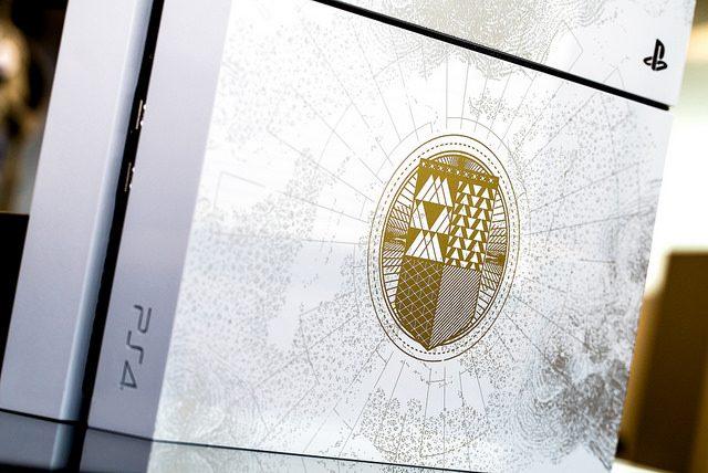 Ya pueden pre-ordenar el Bundle de la Edición Limitada de Destiny: The Taken King para PS4