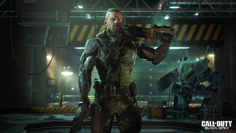 Probando el multijugador de Call of Duty: Black Ops III