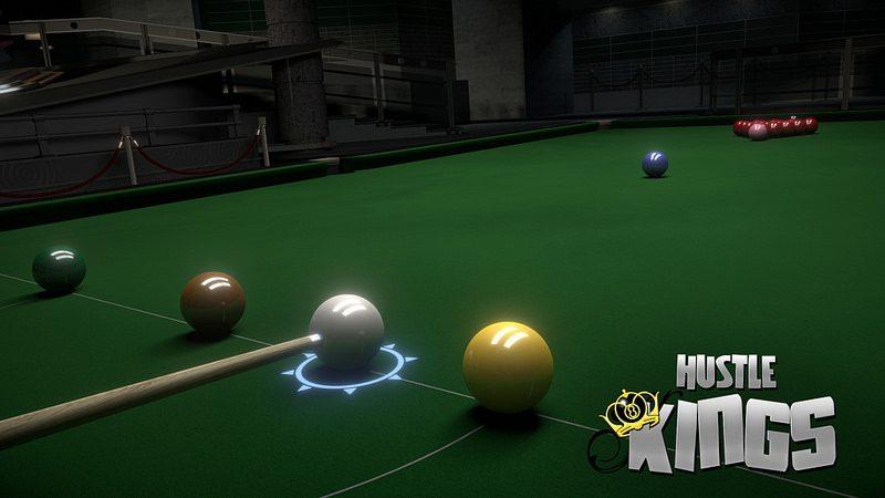 La expansión de Snooker llega a Hustle Kings esta semana