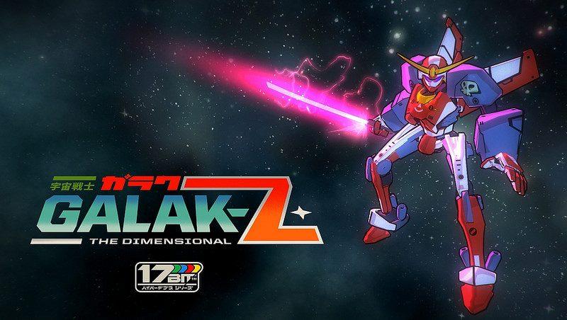Revelado el modo Mech en Galak-Z