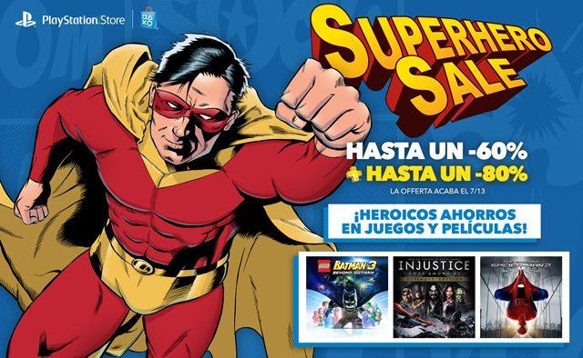 México Superhero Sale: Superpoderosos Juegos y Películas en Oferta