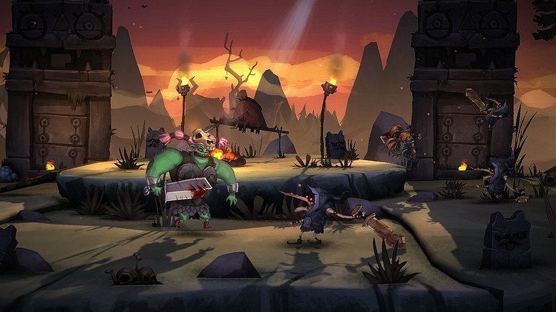 Vota por Zombie Vikings durante Vota para Jugar de PlayStation