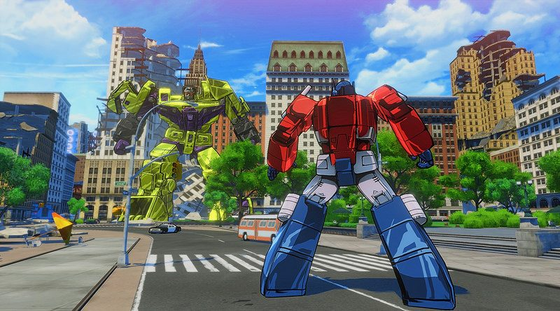 Reserva Transformers: Devastation hoy mismo para PS4, PS3