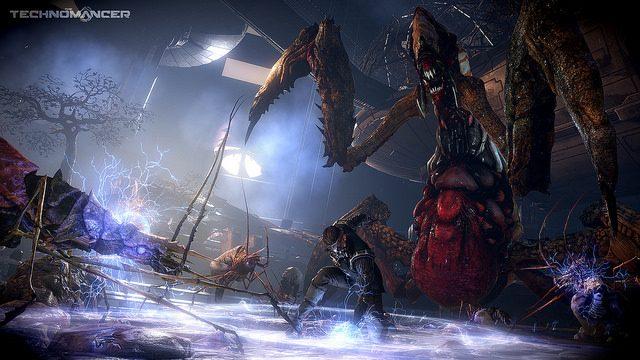 The Technomancer lanzará pronto para PS4