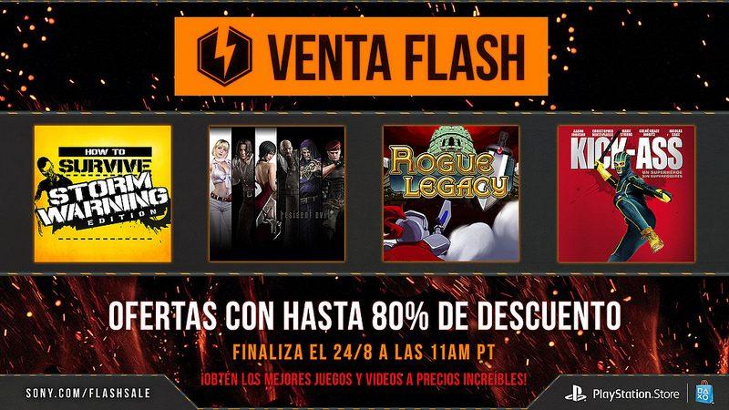Venta Flash México: Ofertas con hasta el 80% de descuento