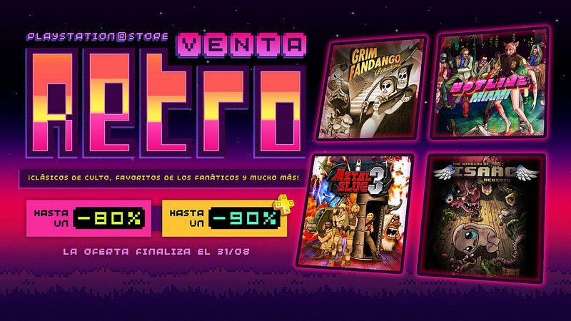 Venta Retro LATAM: Los Mejores Juegos Clásicos Justo a Tiempo para PAX