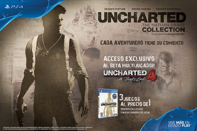 Ya puedes reservar Uncharted: The Nathan Drake Collection