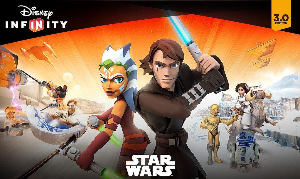 ¡La Espera por Disney Infinity 3.0 Edition ha terminado!