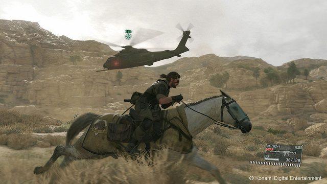 Metal Gear Solid V: The Phantom Pain Disponible Ya