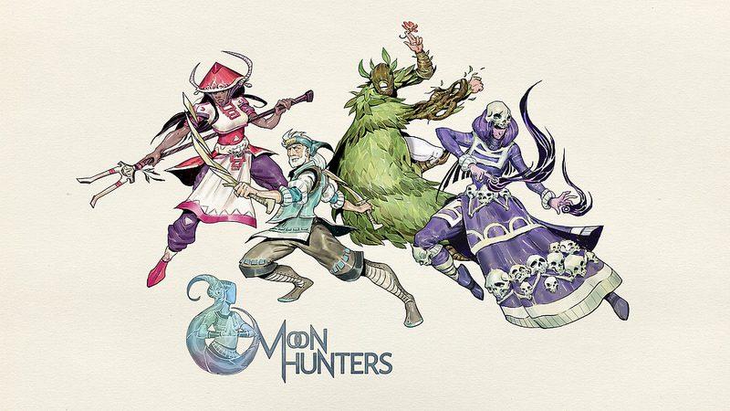 Moon Hunters llega a PS4 ien 2016; Destacando la cocina tradicional