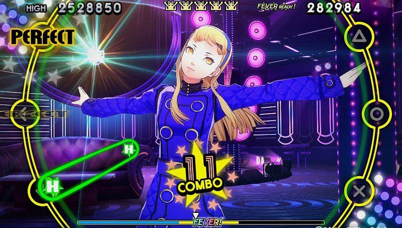 Persona 4: Dancing All Night Estrena Hoy para PS Vita