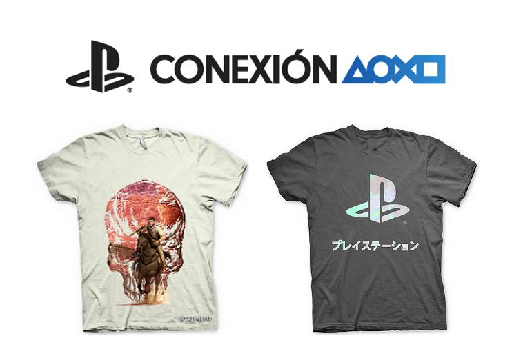 PlayStation Gear presente en Conexión PlayStation.