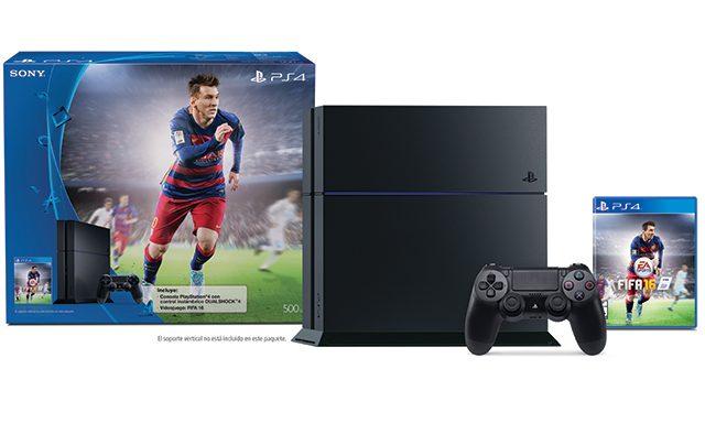 Obtén el Bundle de FIFA 16 por Mex$6,999 por tiempo limitado