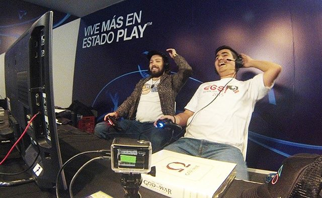 Segundo día de Conexión PlayStation en EGS 2015