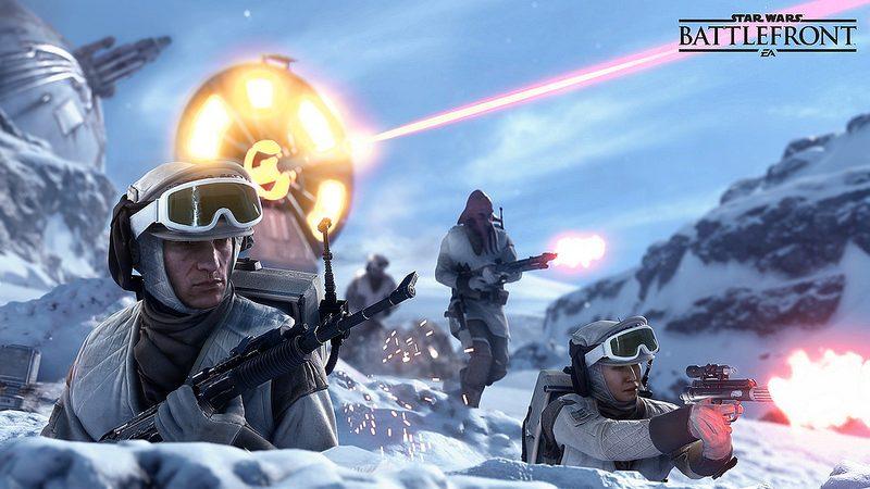 Star Wars Battlefront: Leia, Han y Palpatine se unen a la batalla