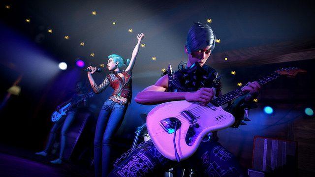 Rock Band 4 llega mañana a PS4