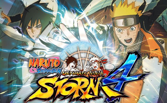 DLC exclusivo de Naruto Shippuden: Ultimate Ninja Storm 4