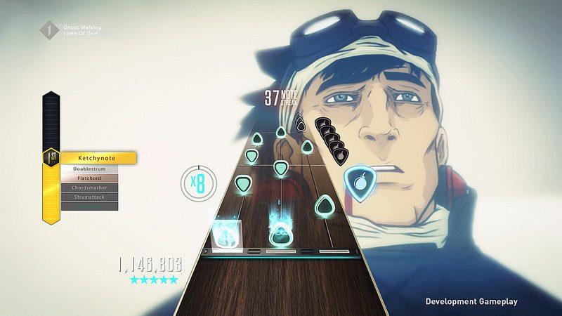 Las canciones más difíciles en Guitar Hero Live, mencionadas por Freestyle Games