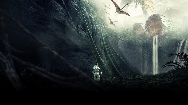 Crytek anuncia Robinson: The Journey para PlayStation VR