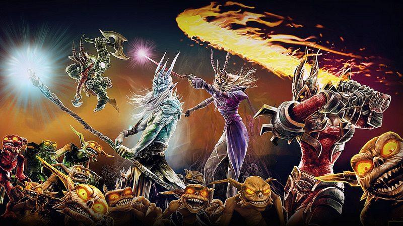 Overlord: Fellowship of Evil disponible hoy en PS4