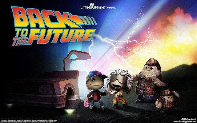 ¡LittleBigPlanet 3: Back to the Future llega hoy!