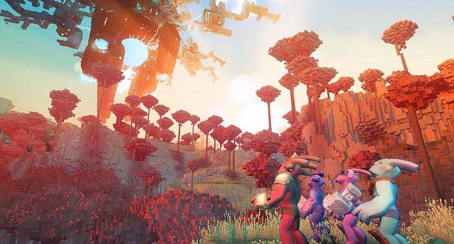 Boundless, un Juego Universal de Mundo Abierto Llega Pronto a PS4