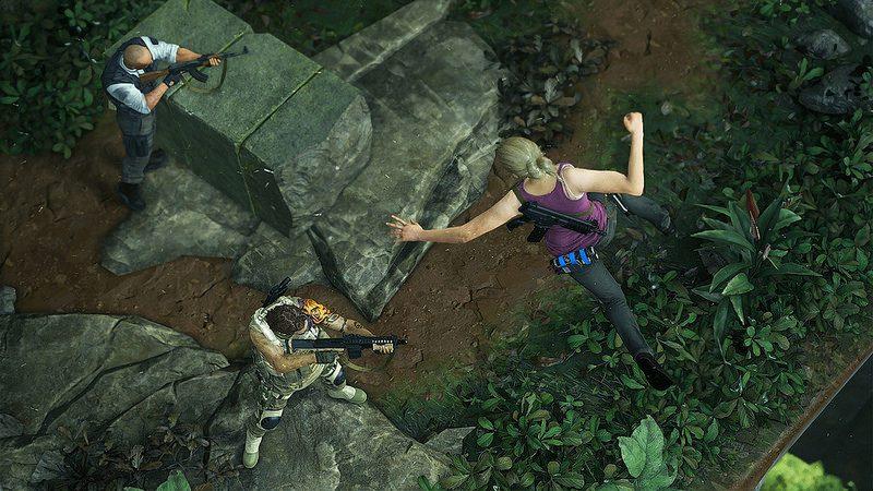 Aprende los manejos de la versión para varios jugadores de Uncharted 4: A Thief's End