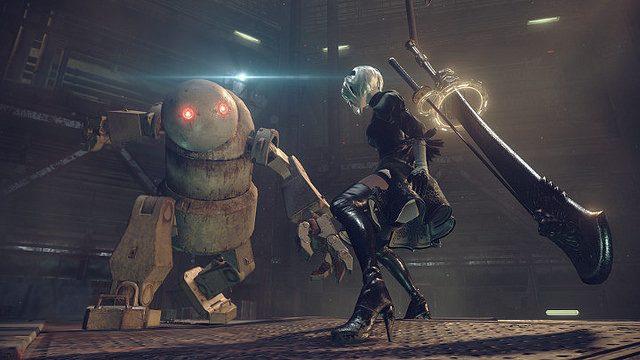 La historia completa detrás de Nier: Automata en PS4
