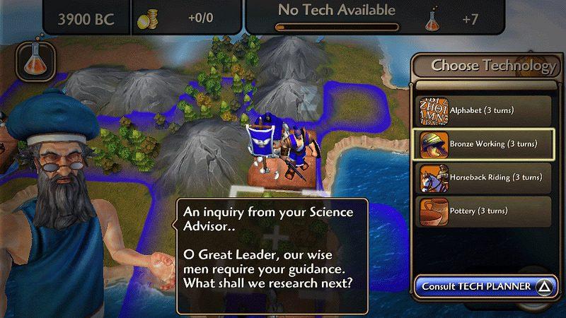 Civilization Revolution 2 Plus llega a PS Vita el 3 de diciembre