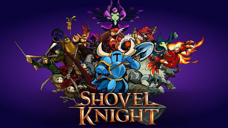 ¡La versión física de Shovel Knight llega a una tienda cerca de ti!