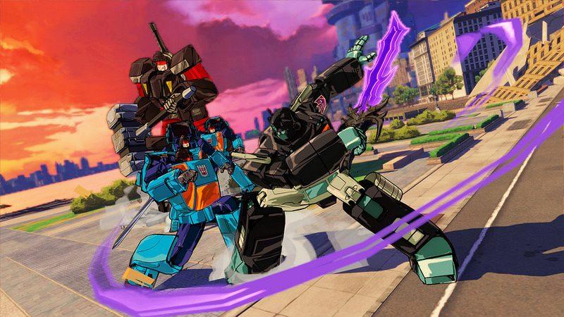 El DLC de Transformers: Devastation llega a PlayStation la próxima semana
