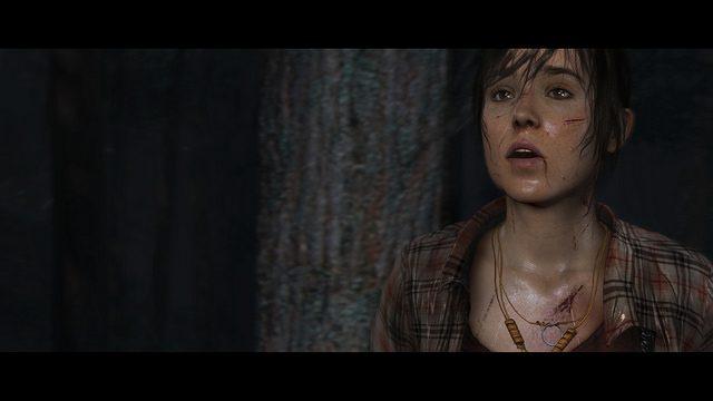 Beyond: Two Souls Estrenándose en PS4 el 24 de Noviembre