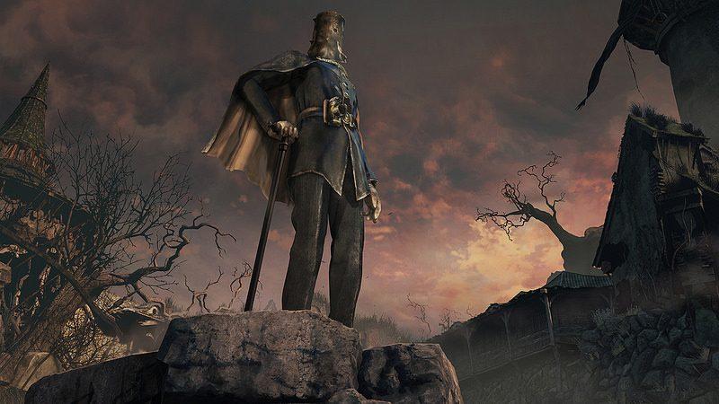 Bloodborne: Detalles de las revisiones, nueva instantánea de pantalla de The Old Hunters