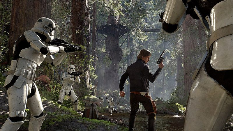 Star Wars Battlefront: Pruebas finales en PS4