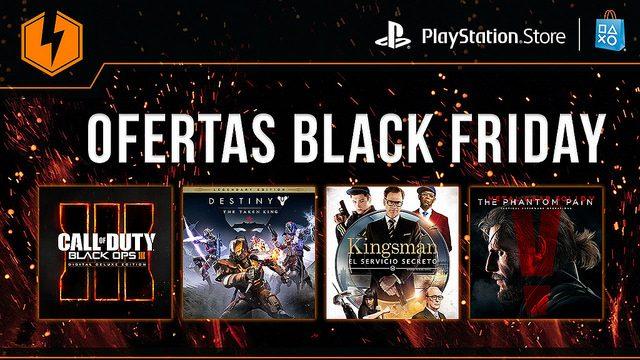 Venta Flash para México: Ofertas de Black Friday en juegos AAA, películas y más