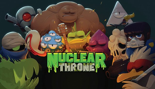 Nuclear Throne: No alcanzaste el Nuclear Throne