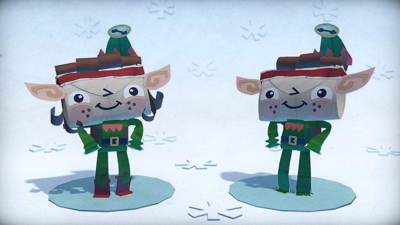 Tearaway Unfolded: Paquetes DLC de temporada disponibles hoy en PS Store