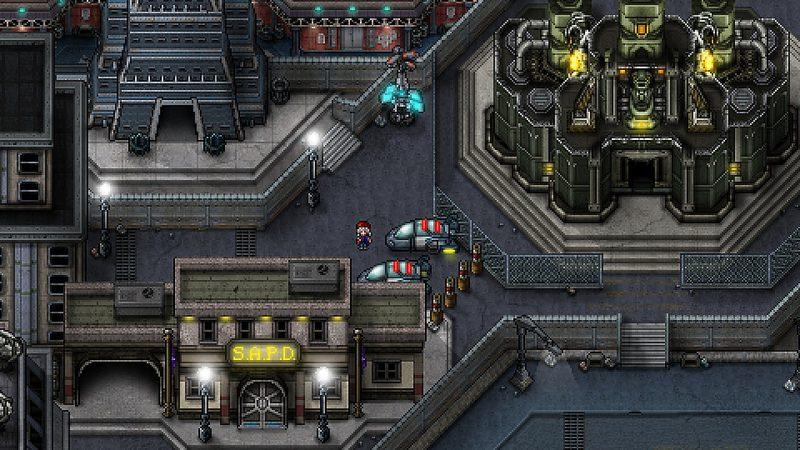 Cosmic Star Heroine se podrá jugar en PS4 y PS Vita en PS Experience