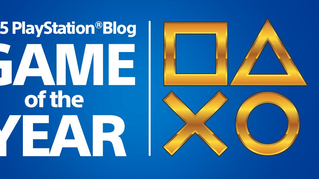 Las votaciones están abiertas: PS.Blog Game of the Year 2015 Awards