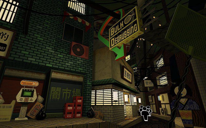 Jazzpunk lleva el humor absurdo a PS4 con un modo mejor para varios jugadores