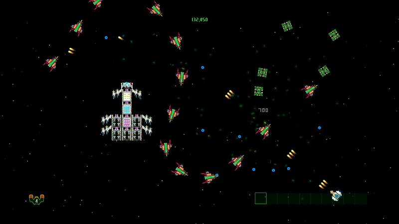 Retro Shooter Zotrix Out Today on PS4