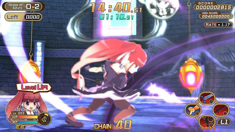 Croixleur Sigma se estrena para PS4 este mes con nuevas características
