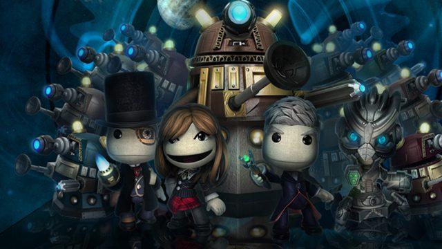 Doctor Who llega a LittleBigPlanet esta semana
