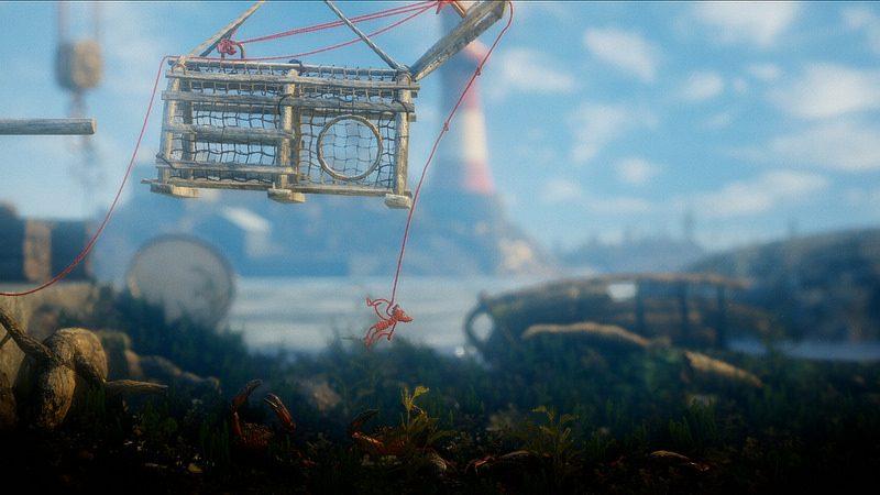 La aventura de Unravel comienza el 9 de febrero de 2016 en PS4