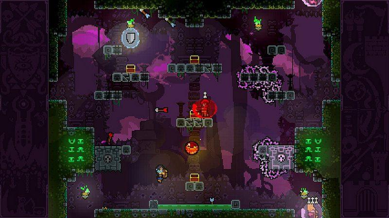 TowerFall se estrena para PS Vita el 15 de diciembre