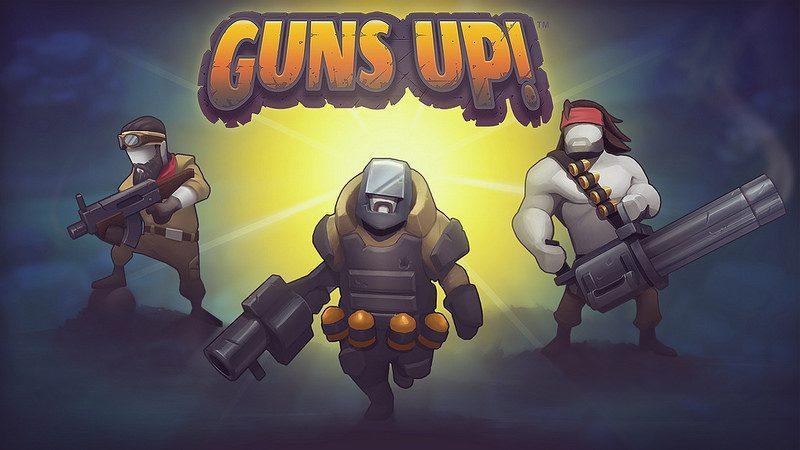 Guns Up disponible hoy en PS4, Gratis para Descargar