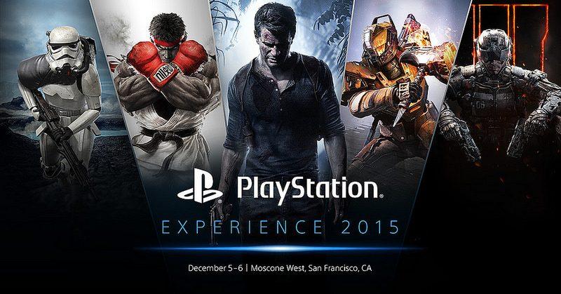 Este fin de semana, vean PlayStation Experience 2015 en vivo por Twitch