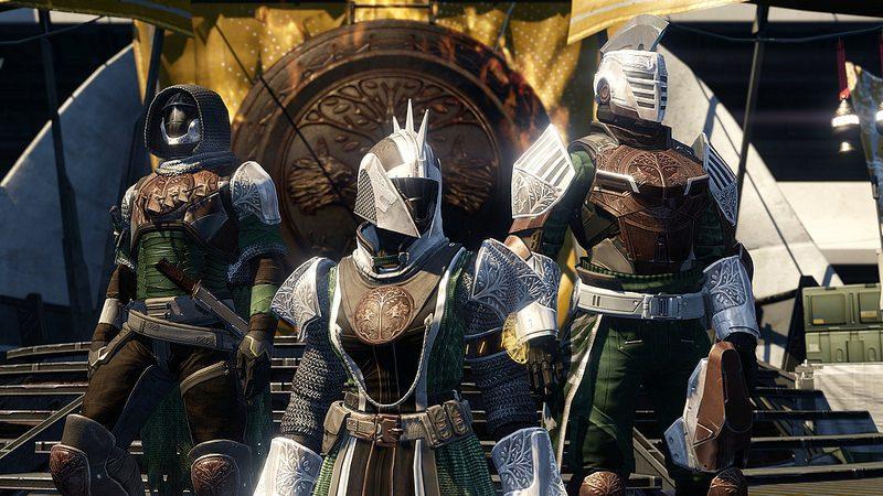 The Iron Banner regresa hoy en Destiny: The Taken King